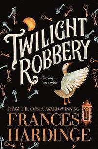 bokomslag Twilight Robbery