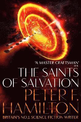 bokomslag The Saints of Salvation