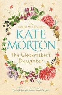 bokomslag Clockmaker's Daughter