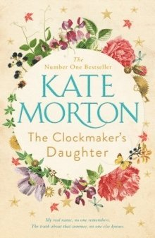 bokomslag The Clockmaker's Daughter