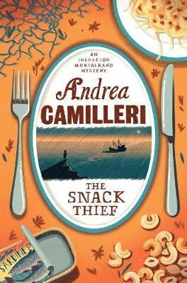 bokomslag The Snack Thief