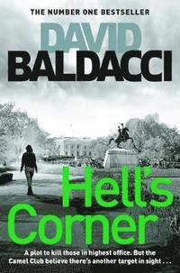 bokomslag Hell's Corner