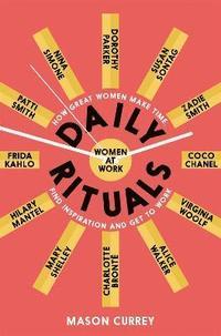 bokomslag Daily Rituals Women at Work