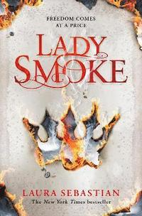bokomslag Lady Smoke