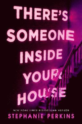 bokomslag Theres someone inside your house