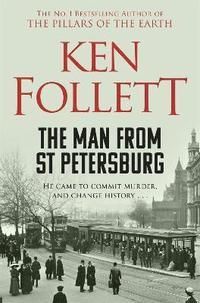 bokomslag The Man From St Petersburg
