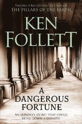 bokomslag A Dangerous Fortune