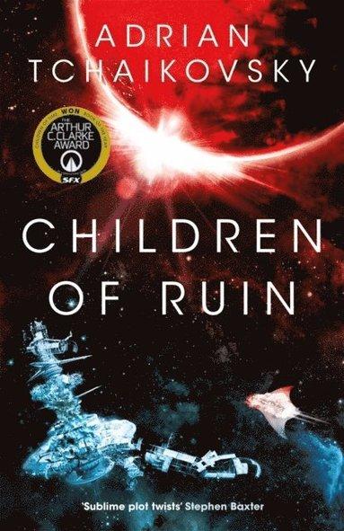 bokomslag Children of Ruin