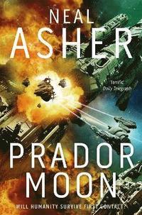 bokomslag Prador Moon