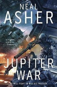 bokomslag Jupiter War
