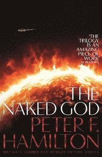 bokomslag The Naked God