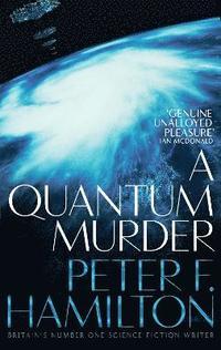 bokomslag A Quantum Murder