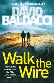bokomslag Walk the Wire