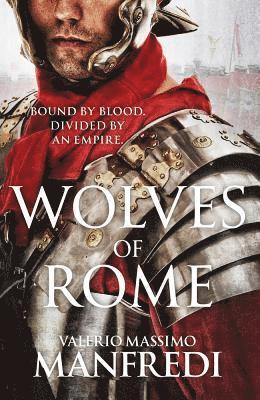 bokomslag Wolves of Rome