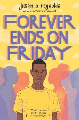bokomslag Forever Ends on Friday