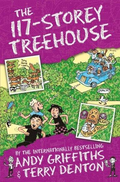 bokomslag The 117-Storey Treehouse