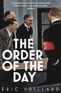 bokomslag The Order of the Day