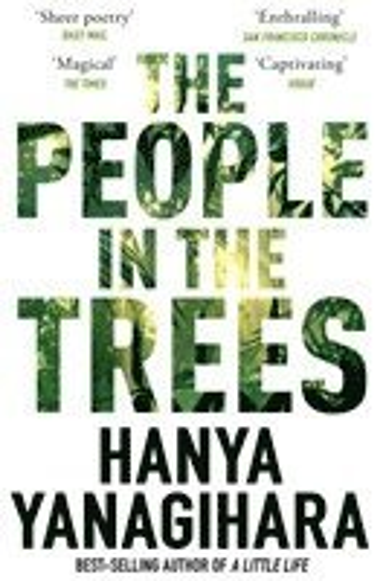 bokomslag The People in the Trees
