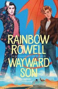 bokomslag Wayward Son