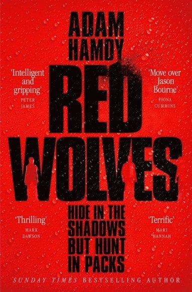bokomslag Red Wolves