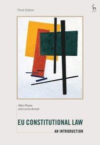 bokomslag EU Constitutional Law