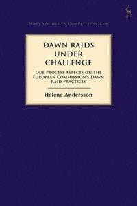 bokomslag Dawn Raids Under Challenge