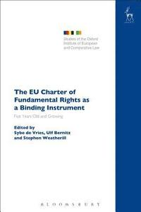 bokomslag The EU Charter of Fundamental Rights as a Binding Instrument
