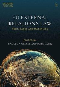 bokomslag EU External Relations Law: Text, Cases and Materials