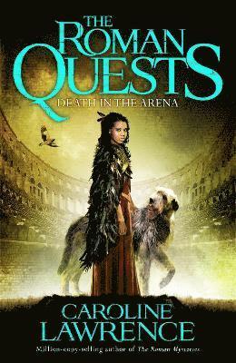bokomslag Roman quests: death in the arena - book 3