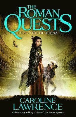 Roman quests: death in the arena - book 3 1