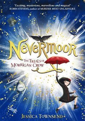 bokomslag Nevermoor: Nevermoor
