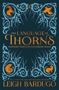 bokomslag The Language of Thorns