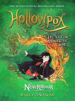 bokomslag Hollowpox
