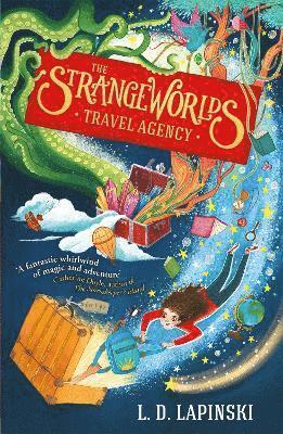 bokomslag The Strangeworlds Travel Agency