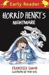 bokomslag Horrid Henry Early Reader: Horrid Henry's Nightmare