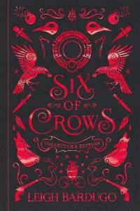 bokomslag Six of Crows: Collector's Edition