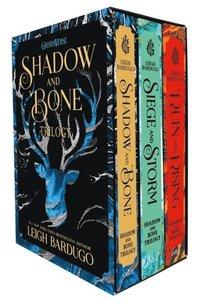 bokomslag Shadow and Bone Boxed Set