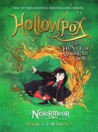 bokomslag Hollowpox: The Hunt for Morrigan Crow Book 3