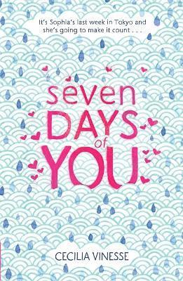 bokomslag Seven days of you