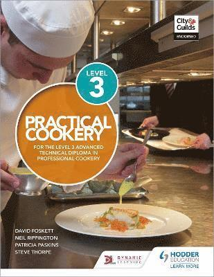 bokomslag Practical cookery for the level 3 advanced technical diploma in professiona