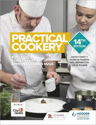 bokomslag Practical Cookery 14th Edition