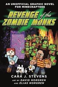 bokomslag Revenge of the Zombie Monks