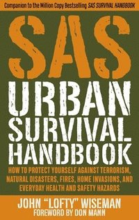 bokomslag SAS Urban Survival Handbook