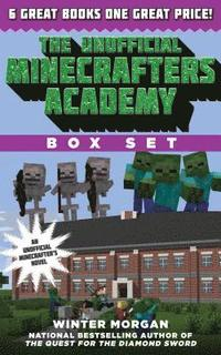 bokomslag The Unofficial Minecrafters Academy Series Box Set