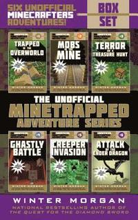 bokomslag An Unofficial Minetrapped Adventure Series Box Set