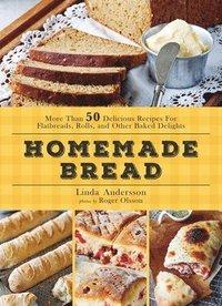bokomslag Homemade Bread