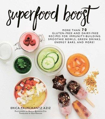 bokomslag Superfood Boost