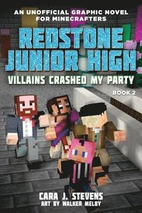 bokomslag Creepers Crashed My Party