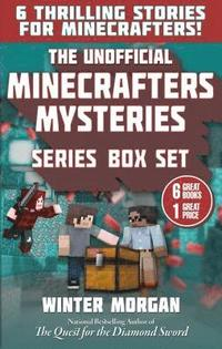 bokomslag The Unofficial Minecrafters Mysteries Series Box Set