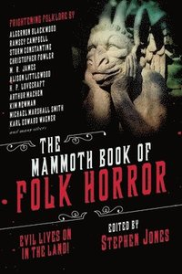 bokomslag The Mammoth Book of Folk Horror